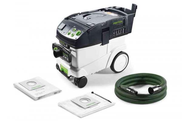 Festool Aspirator mobil CTM 36 E AC HD CLEANTEC