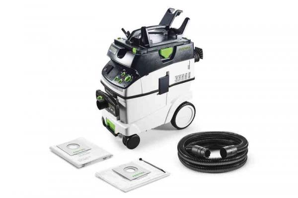 Festool Aspirator mobil CTM 36 E AC-PLANEX CLEANTEC