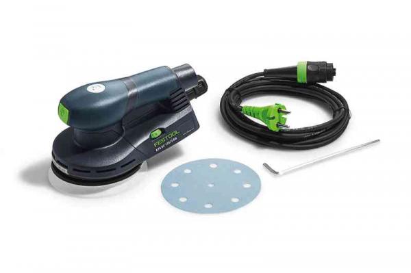 Festool Slefuitor cu excentric ETS EC 125 3 EQ