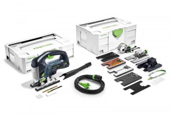 Festool Ferastrau vertical PSB 420 EBQ-Set CARVEX