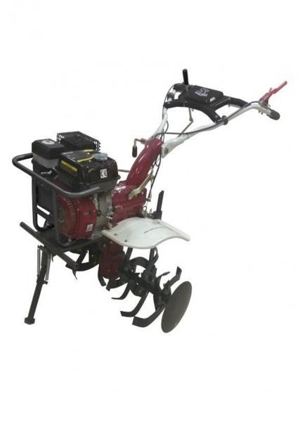 Motosapa Media Line 7CP MS 7100 5 CFB TOP cu roti cauciuc, roti metalice, plug simplu, plug bilonat, prasitoare, extractor cartofi