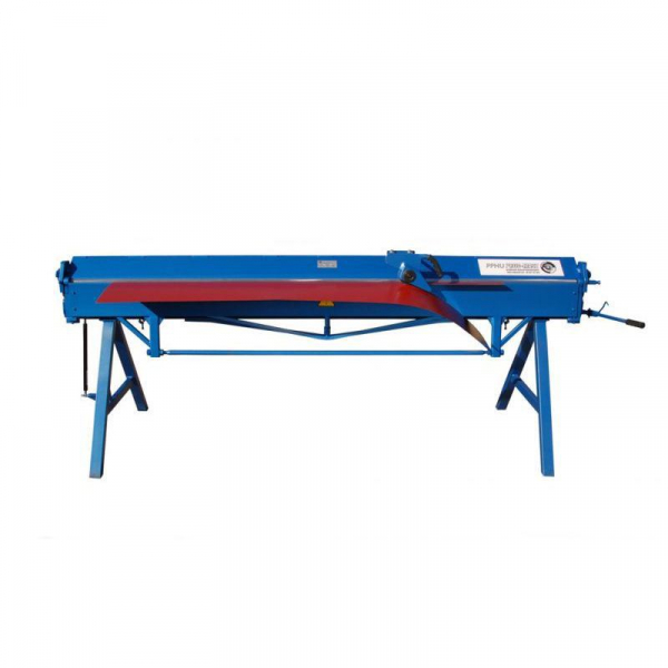 Abkant de indoit tabla pentru ateliere de tinichgerie ROP-3000 0.80