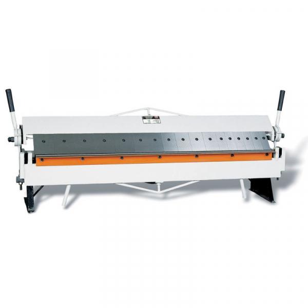 Abkant manual segmentat de indoit tabla 1220 mm ROP-15 1260