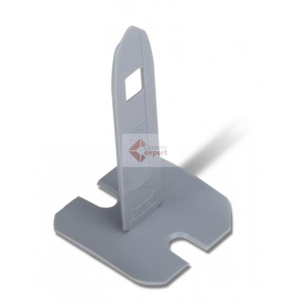 Benzi (suporti) sistem nivelare placi (400buc) - Rubi Quick