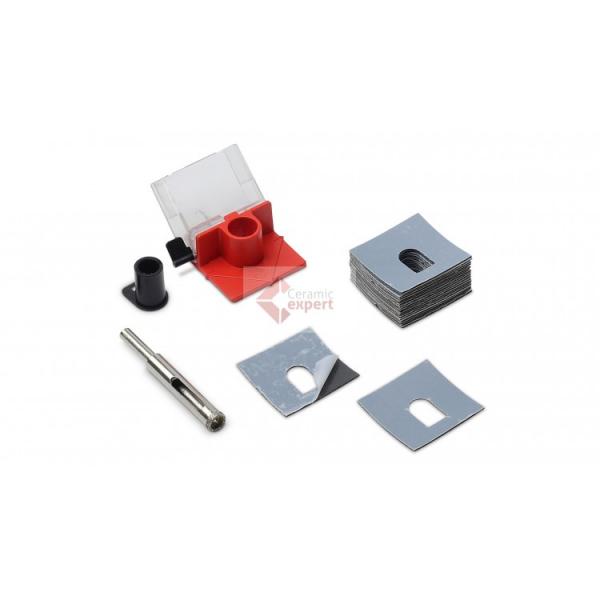 Carota diamantata Rubi Easy Gres 12 mm (set) - pt. portelan, faianta, gresie etc.