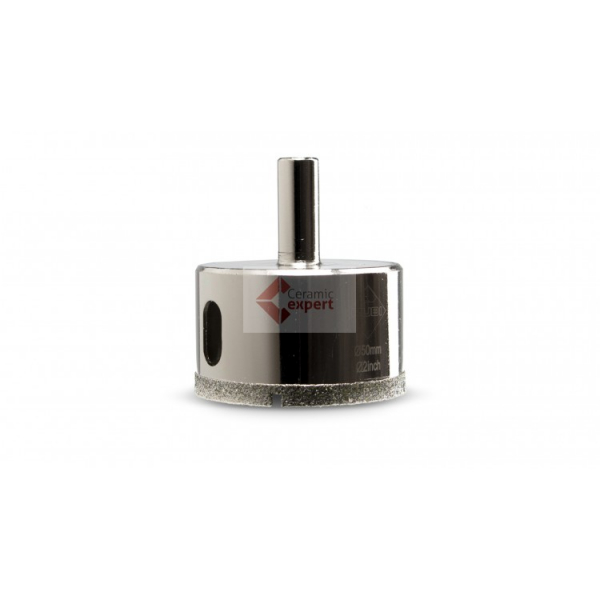 Carota diamantata Rubi Easy Gres 55 mm - pt. portelan, faianta, gresie etc.