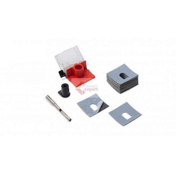 Carota diamantata Rubi Easy Gres 6 mm (set) - pt. portelan, faianta, gresie etc.