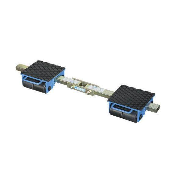 Carucior pentru marfa cu role 6 t - tip platforma 0654 06f