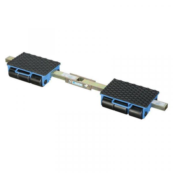 Carucior pentru marfa cu role 9 t - tip platforma 0654 09f
