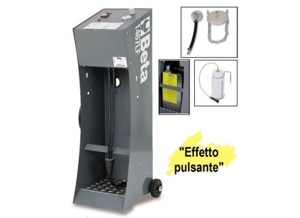 Dispozitiv electric pentru schimbat lichidul de frana 1467LF