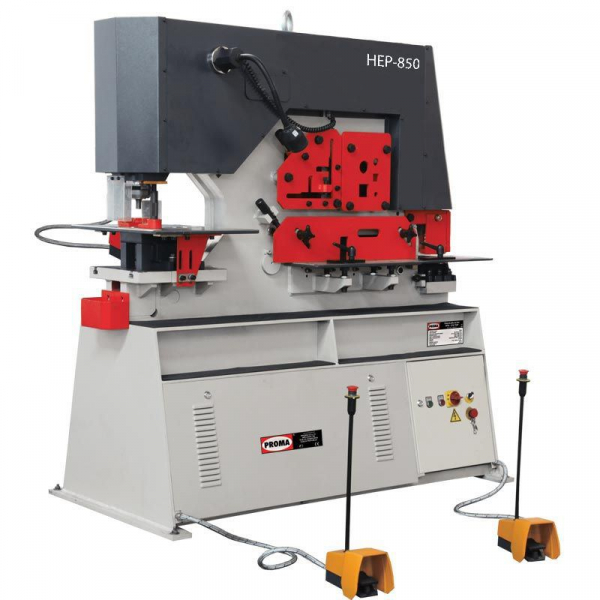 Foarfeca combinata pentru metal HEP-850