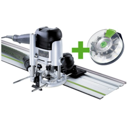 Festool Masina de frezat OF 1010 EBQ-Set + Box-OF-S 8 10x HW