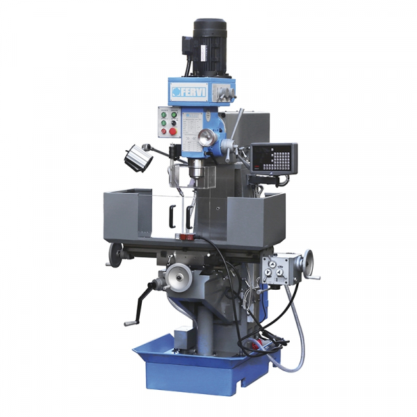 Masina de frezat metale universala cu afisaj de cote 32-100 mm 50 mm F050U