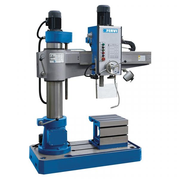 Masina de gaurit radiala 50 mm TR01 200