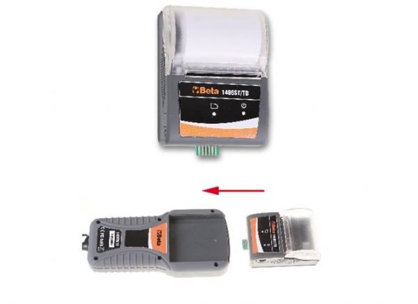 Mini imprimanta termica pentru testerul digital 1498TB 12 - 1498ST TB