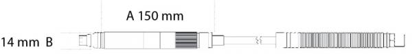 Minifreza pneumatica 1934MAV