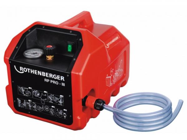 Pompa electrica de umplere si testare Rothenberger RP PRO III