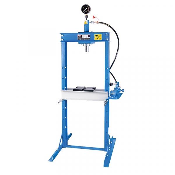 Presa hidraulica pentru ateliere mecanice HLR-12U 2