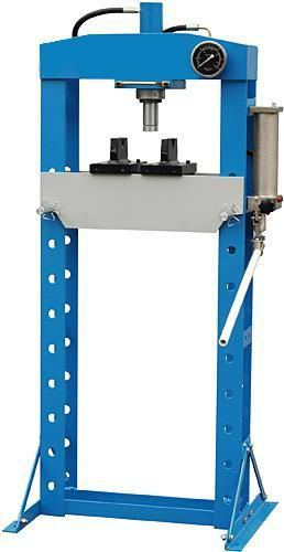 Presa hidraulica pentru ateliere mecanice HLR-20U 2