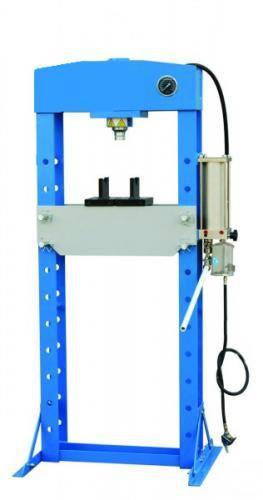 Presa hidraulica pentru ateliere mecanice HLR-30U 2A