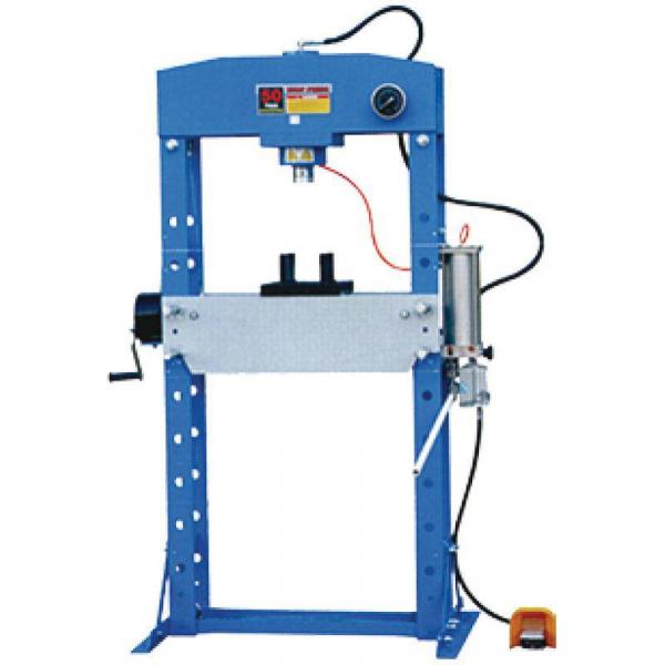Presa hidraulica pentru ateliere mecanice HLR-50U 2A