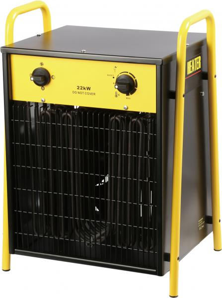 PRO 22 kW D - Aeroterma electrica INTENSIV, 400V
