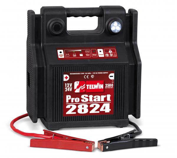 Pro Start 2824 12-24V - Robot pornire TELWIN