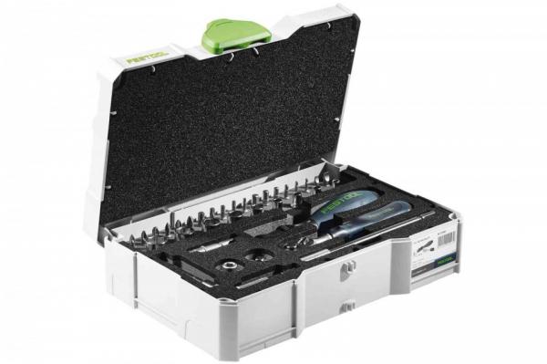 Festool Set de dispozitive cu clichet 1 4 -CE RA-Set 36