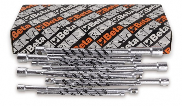 Set tubulare cu maner culisabil tip T 949 S6