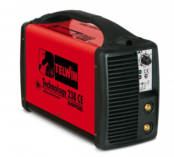 TECHNOLOGY 238 CE MPGE - Invertor sudura TELWIN