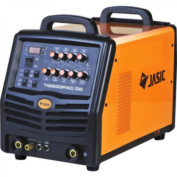 TIG 200P AC DC Analogic (E101) - Aparat de sudura TIG AC DC JASIC