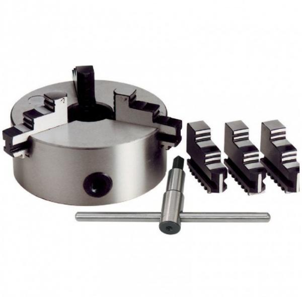 Universal autocentrant pentru strung cu 3+3 bacuri M049 160